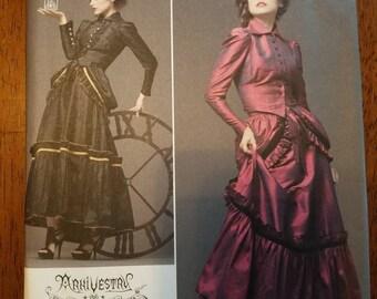Simplicity 2207: Women's Victorian/Steampunk Costume
