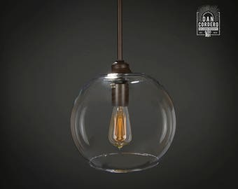pendant light fixture edison bulb oil rubbed bronze pendant kitchen light