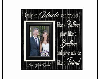 Gift to Uncle | Uncle Gifts | Best Uncle Personalized Gifts | Uncle Gifts for Birthday | Uncle Gifts for Wedding | Uncle Picture Frame