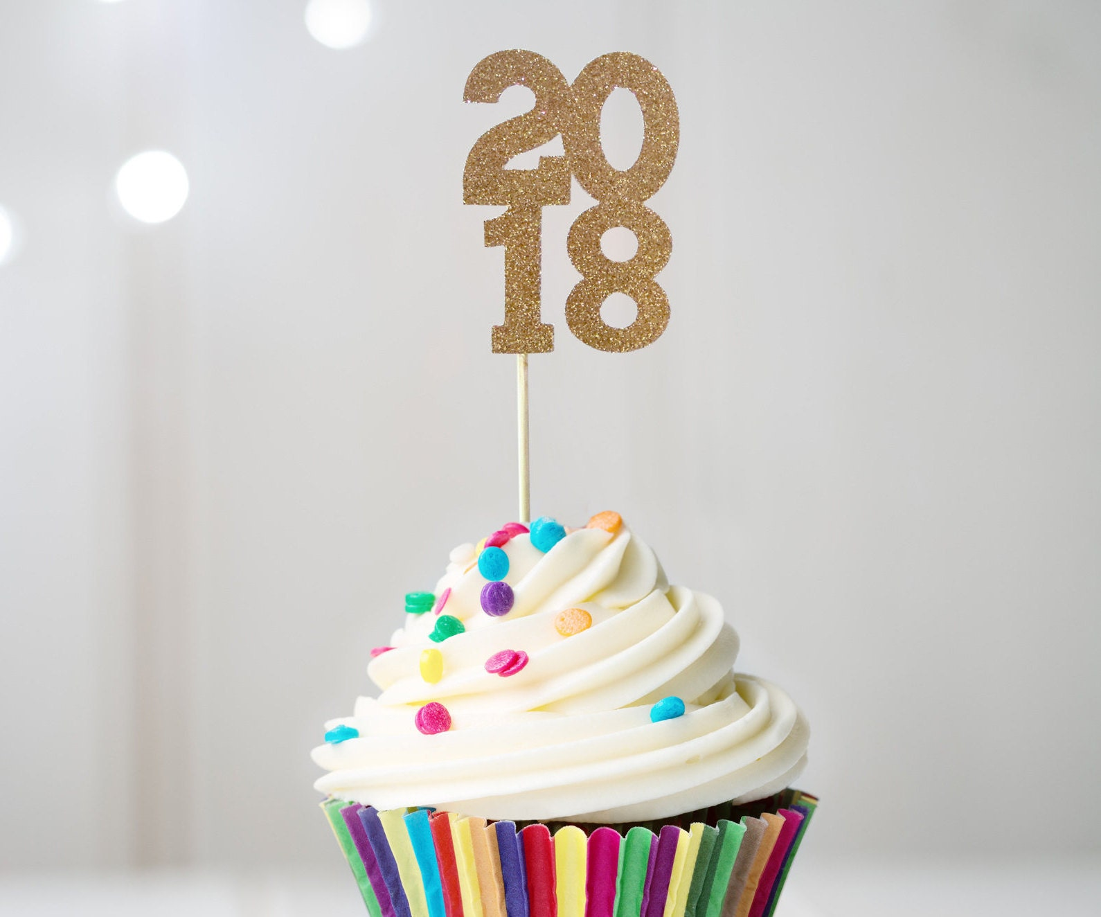 2018 Graduation Cupcake Topper, 2018 Graduation Cupcake ...