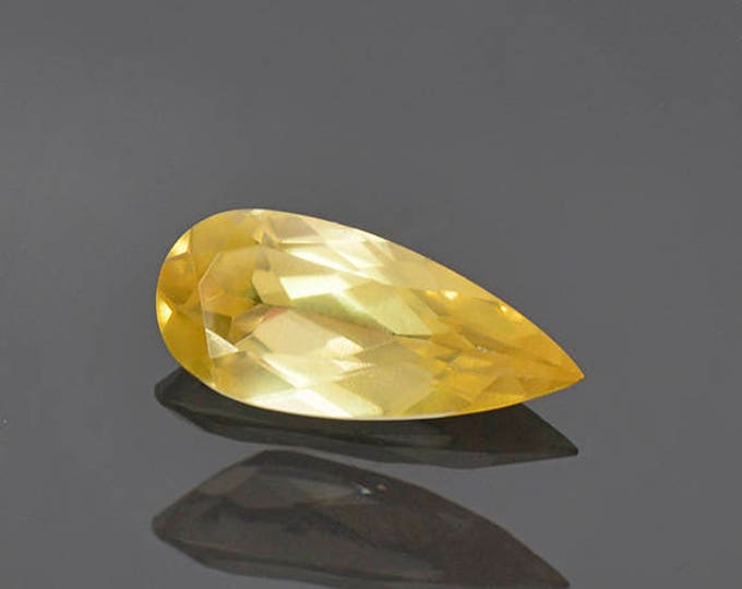 Lovely Yellow Scheelite Gemstone from China 3.56 cts.