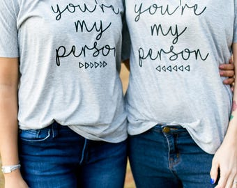 Best Friends Gift - Best Friends Shirts - BFF Shirt - Friend Shirts - Best Friend T Shirts, Matching Friends Shirt, BFF Gift, Friend Tshirts