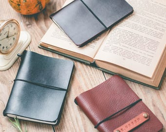 Leather journals / Leather journal / Sketchbook / Journals / Leather sketchbook