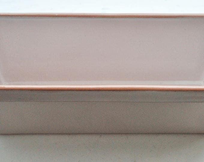 emile henry marcigny loaf cake pan terra cotta vintage 10 x 4. Black Bedroom Furniture Sets. Home Design Ideas