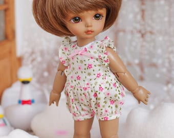 "Lati Yellow/Pukifee - ""Cloudy Milk"" Romper/Jumpsuit - FlowerFloral"