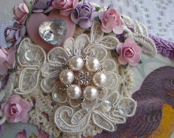 Pearl Rhinestone Craft Gems, Craft Supplies,