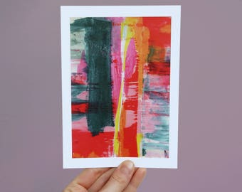PRINT of Untitled 403 by Emily Victoria Marie Bland