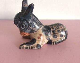 Vintage Tonala Donkey