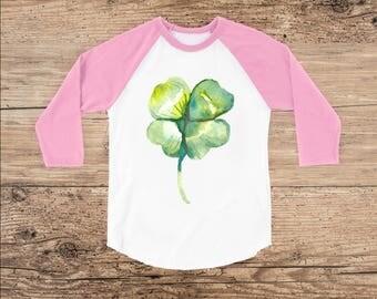 Shamrock Shirt for St. Patrick's Day