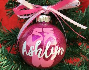 Dance Gift, Ballet Ornament, Dancer Christmas Gift, Dancer Gifts, Ballet Dancer, Gift For Dancer, Dance Ornament, Ballet Gift, Dance Teacher