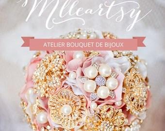 GATINEAU - Atelier de fabrication de bouquets de bijoux - Inscription Avril
