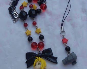 Necklace necklace Edward Elric Full Metal Alchemist