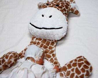 Giraffe Playmat Blanket