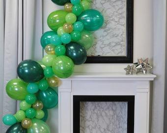 Balloon Garland Kit - Emerald City