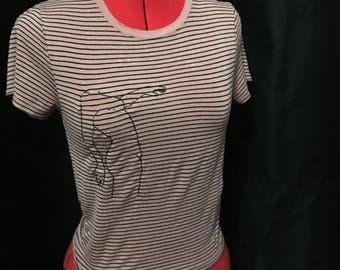 Nudie Girl T-Shirt - Bekoning