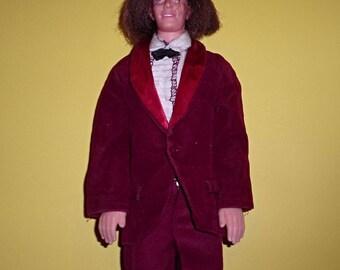 Mod Now Look Ken Doll wearing Night Scene