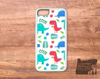 dinosaur / dinosaur phone case / iPhone 6 case / iPhone 7 case / iPhone case / iPhone 5s case / dinosaur iPhone case / iphone se / dinosaurs