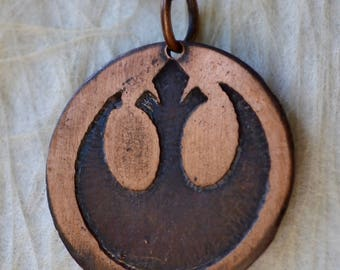 Rebel Alliance Pendant