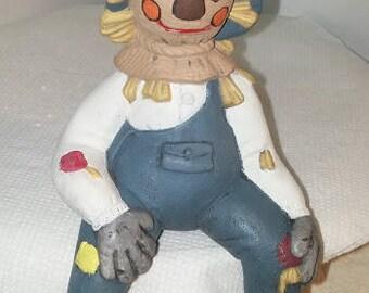 Shelf Sitter Scarecrow