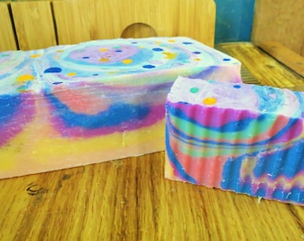 Grapefruit Bergamot Goat Milk Soap