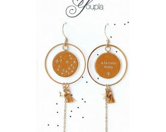 1 pair of Camel ELDORADO pattern stars