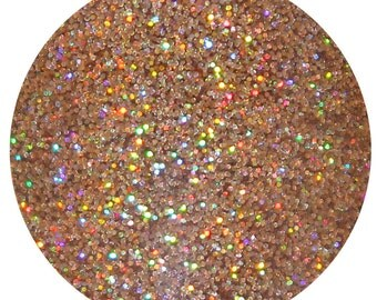 Mr. Sandman | Glitter Eyeshadow | 15 ml Pot | Sandy Gold Holographic Cosmetic Glitter Eyeshadow |