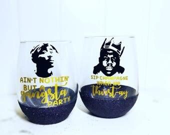 Tupac and Biggie Set