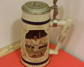 Vintage Legends of Baseball Signature Series Rogers Hornsby Stein