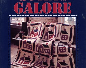Quick Method Quilts Galore from Leisure Arts | Craft Book