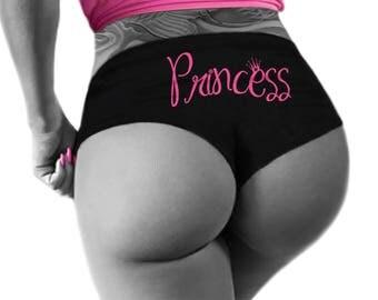 Princess Panties, Womens Underwear