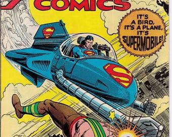 Action Comics #481   March 1978     DC Comics    Grade VG