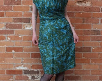 Suzy Perette Vintage 1950s Dress