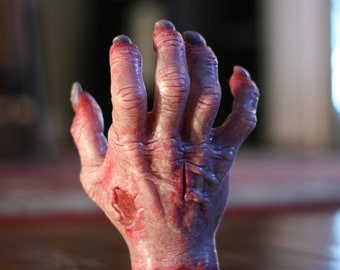 ED 2 Possessed Hand (silicone rubber)