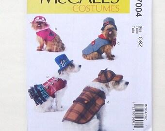 pet costumes sewing pattern m7004 uncut size s 6 1