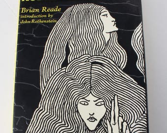 Aubrey Beardsley by Brian Reade - Bonanza Books 1967
