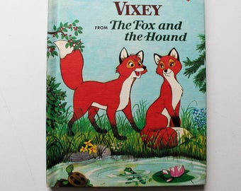 Tod and Vixey from The Fox and the Hound 1981