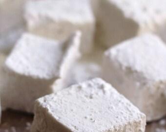 vanilla  marshmallow, handmade marshmallow, fresh marshmallow,marshmallow squares ,chocoloate dipped marshmalllows