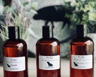 Pure All-Natural Vegan Mini Pig Shampoo