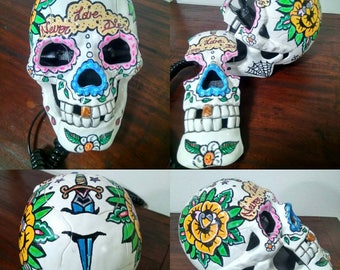Sugar Skull Telephone