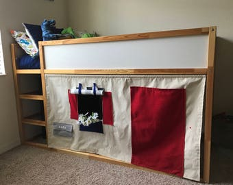 Playhouse for Ikea Kura Bunk Bed