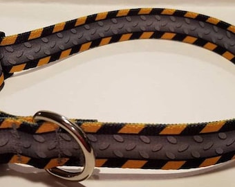 Deluxe Industrial Ramp Feather Weight Dog Collar