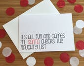 Christmas card - 'All f...
