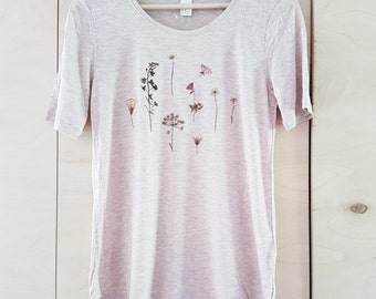 Be A Meadow Womens T-shirt