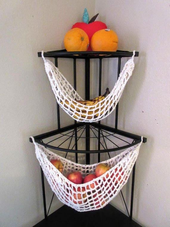like this item  banana hammock mesh produce bags banana hanger produce  rh   etsy