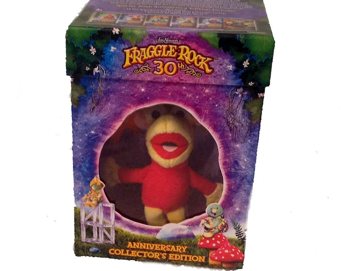 Fraggle Rock: 30th Anniversary Collection DVD Box Set