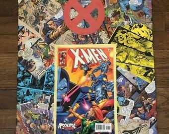 Custom Comic Book Collages