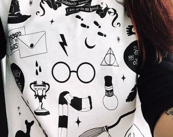 Harry Potter / Potterhead / Baseball Tee