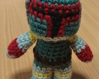 Boba Fett Star Wars Crochet figure