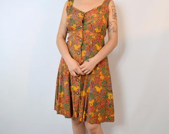 Vintage 1970's Banana Republic Dress
