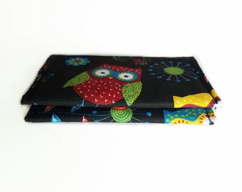 Card Wallet, Card Wallet Fabric, Slim Card Wallet, Gift Card Wallet, Gift Card Holder, Card Holder, Credit Card Wallet, Small Card Wallet